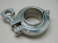 aseptic fittings, patented o-ring, clamps, ferrules, gaskets, seals